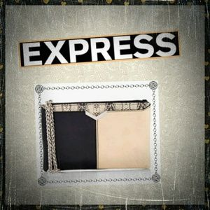 Express Color Block Wristlet
